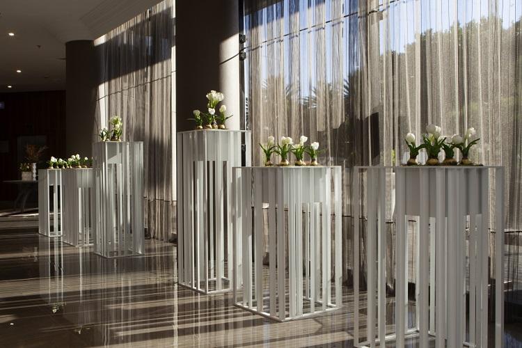 Marriott AC Hotel Nice - Lobby decor