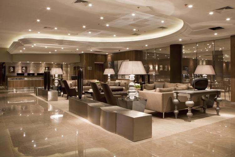 Marriott AC Hotel Nice - Lobby