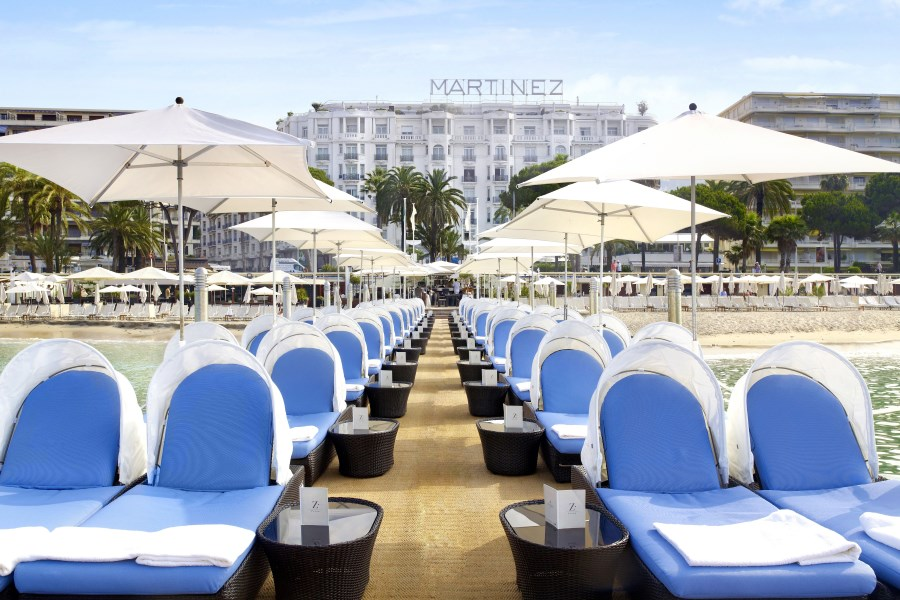 Grand Hyatt Cannes Hotel Martinez  Luxury Hotel In Cannes France