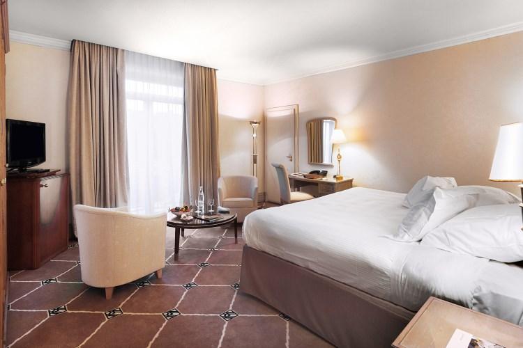Martinez Cannes - Chambre