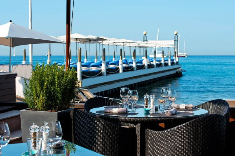 Martinez Cannes - Restaurant Zplage