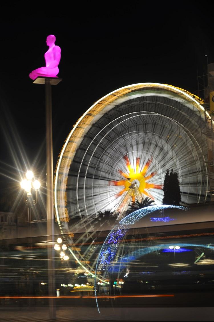 Massena Square in Nice