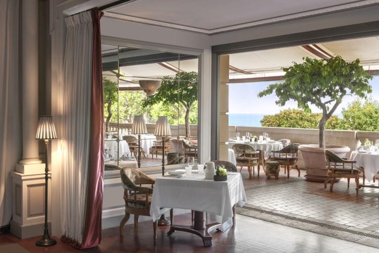 H tel m tropole monte carlo h tel de luxe monaco for Cuisine exterieure monaco