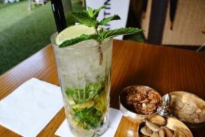 Virgin Mojito cocktail