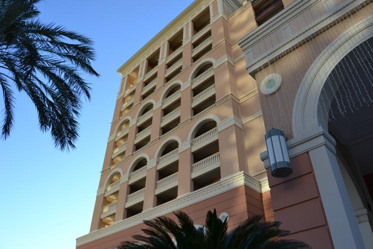 Monte Carlo Bay Hotel – Duplex Suite