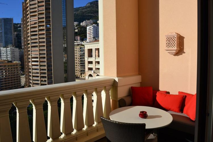 Duplex suite terrace