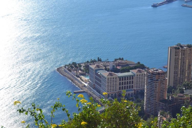 Monte Carlo Bay view