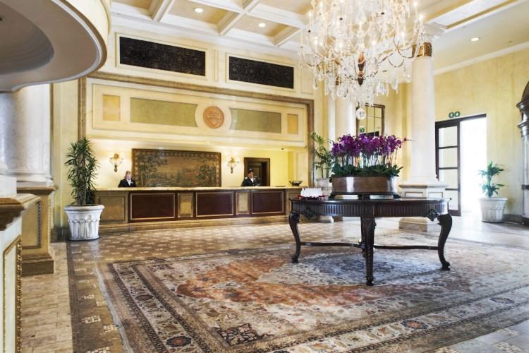 Palazzo Montecasino - Lobby