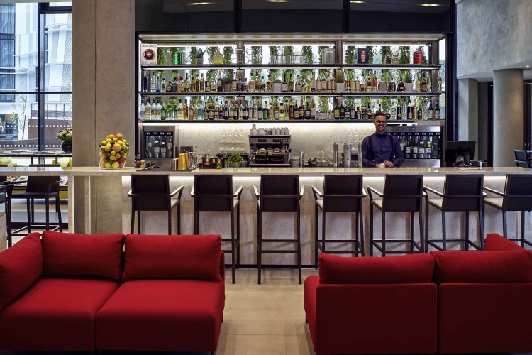 Pullman Paris Roissy CDG - Bar