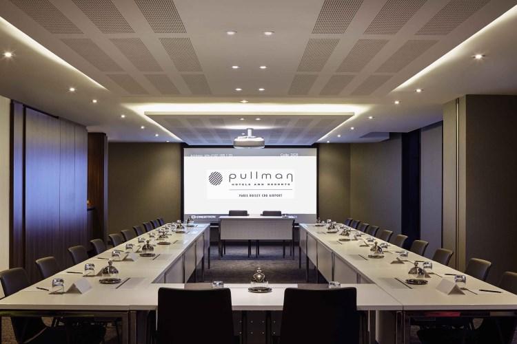 Pullman Paris Roissy CDG - Meeting Room