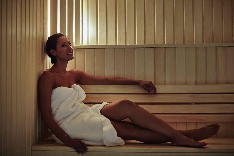Pullman Paris Roissy CDG - Sauna