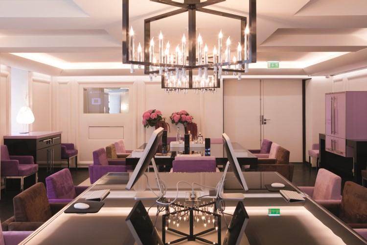 Radisson Blu 1835 Cannes - Salle de réunion