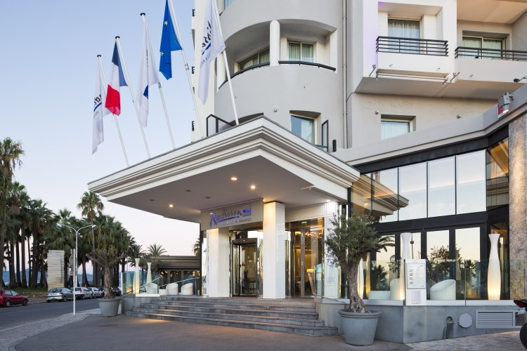 Radisson Blu 1835 Cannes