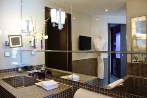 Paradise suite bathroom