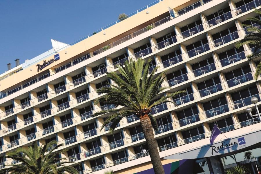 Hôtel Radisson Blu Nice - Hôtel
