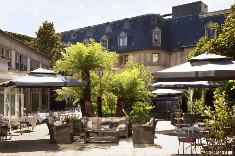 Hôtel Renaissance Paris Le Parc Trocadero - Hôtel