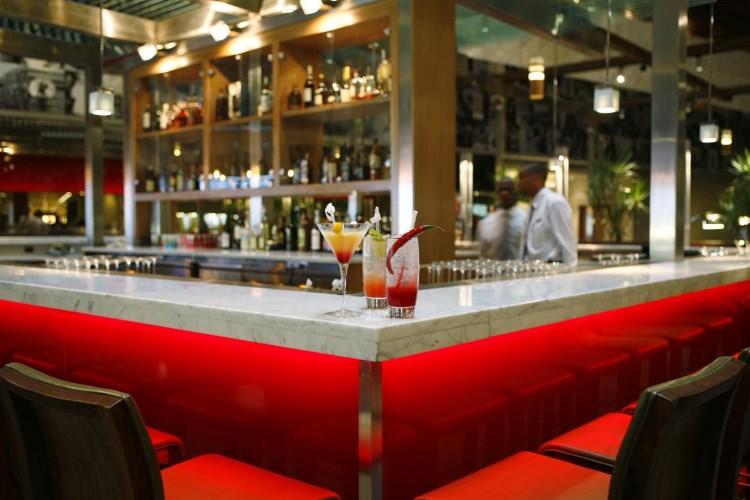 Sandton Sun Johannesburg - Bar