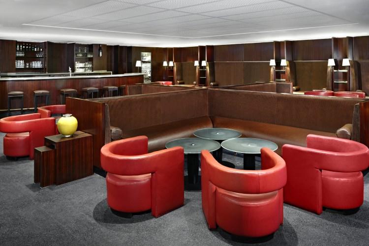 Hôtel Sheraton Aéroport de Paris - Le Bar Galaxie
