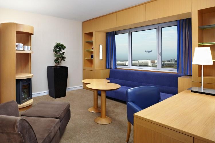 Hôtel Sheraton Aéroport de Paris - Junior Suite
