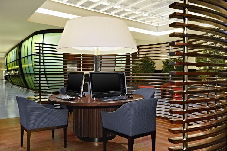 Hôtel Sheraton Aéroport de Paris - Link @Sheraton