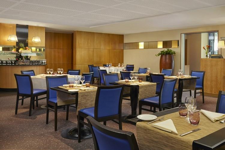 Hôtel Sheraton Aéroport de Paris - Restaurant Les Saisons
