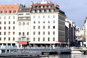 Hôtel The Ambassador Genève