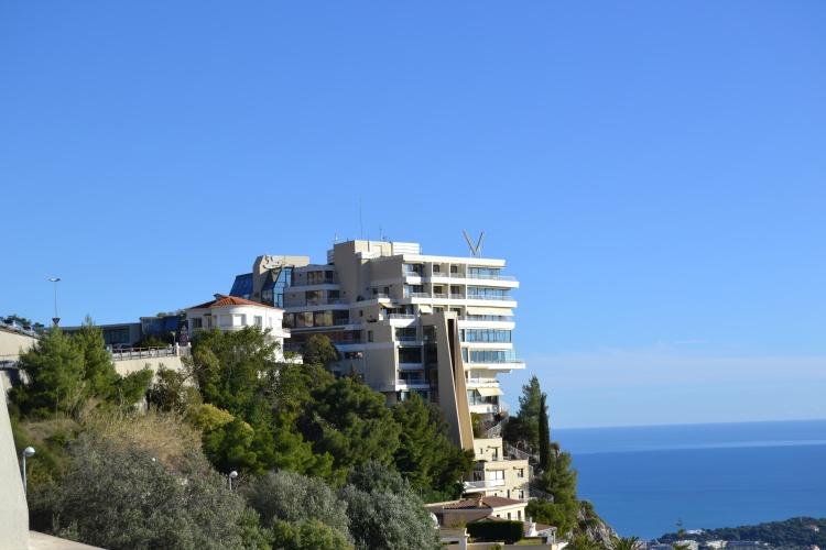 Vista palace roquebrune cap martin h tel de luxe en france for Restaurant vista palace