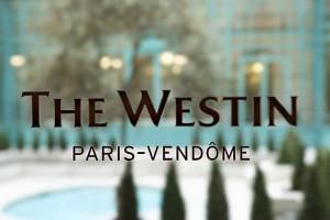 Hôtel Westin Paris Vendôme