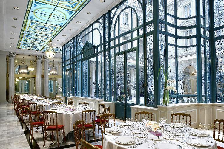 Westin Restaurant Paris