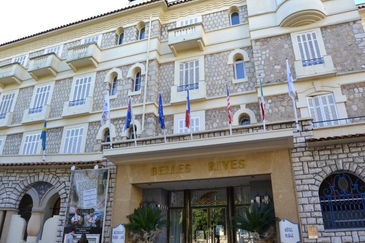 Hôtel Belles Rives Antibes Juan-les-Pins - Hôtel