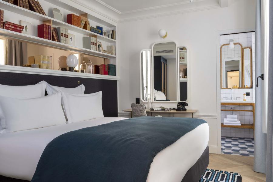 Hotel Louvre Montana - Bedroom