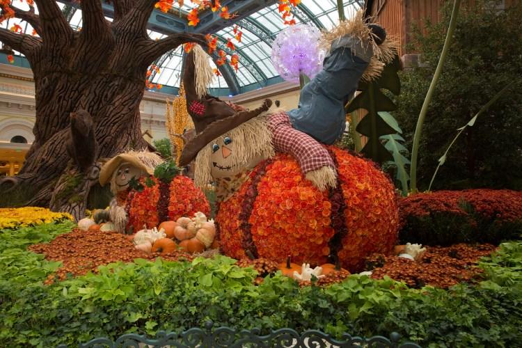 Bellagio Las Vegas - Le jardin botanique