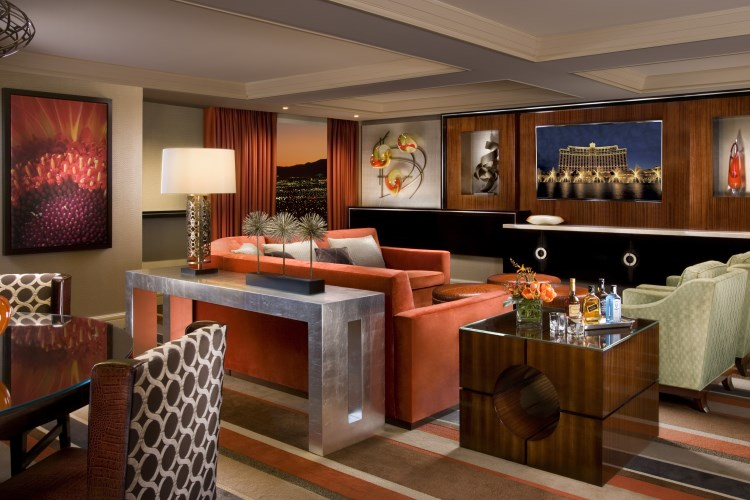 Bellagio Las Vegas - Cypress Suite