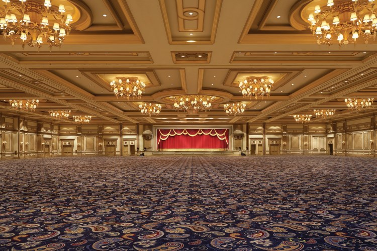Bellagio Las Vegas - Grand Ballroom