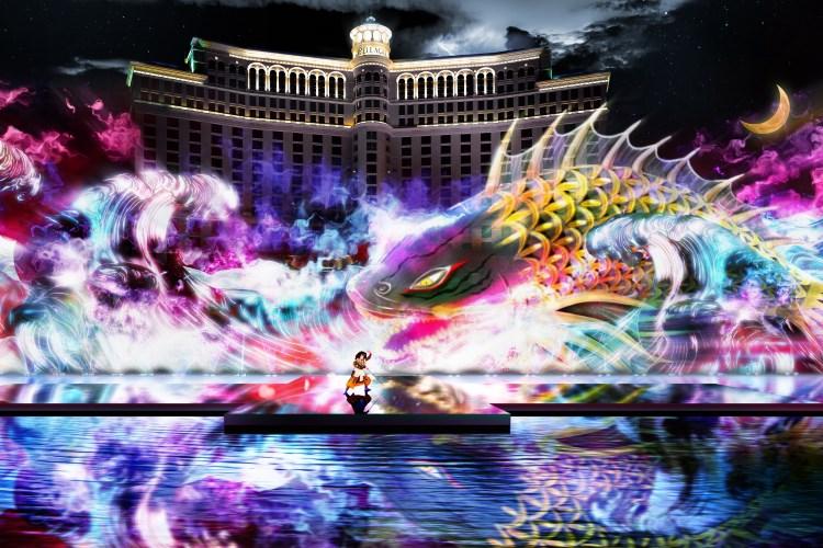 Le spectacle Kabuki