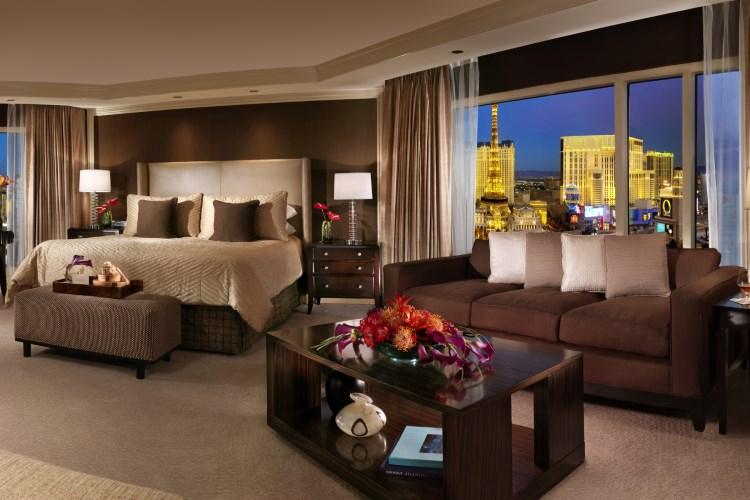 Bellagio Las Vegas - Salone Suite
