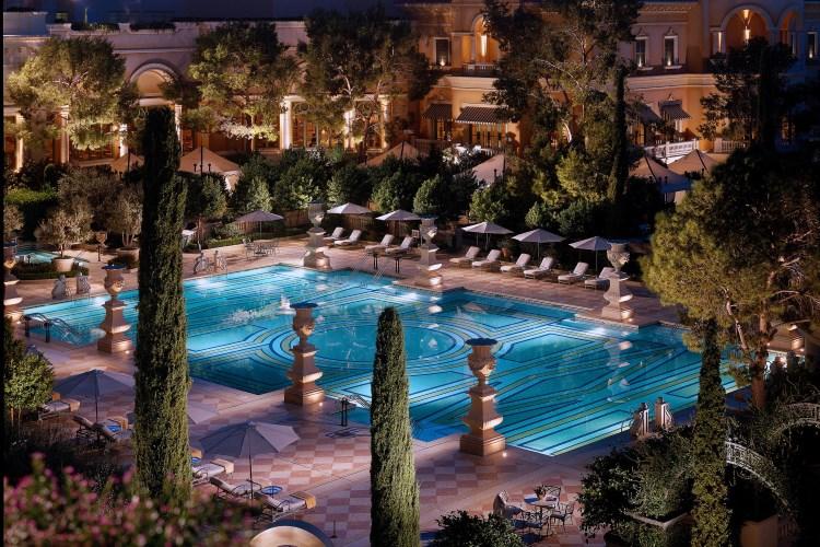 Bellagio Las Vegas - Swimming pool
