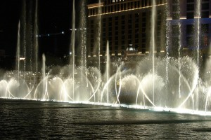 Bellagio Light and Sound Show
