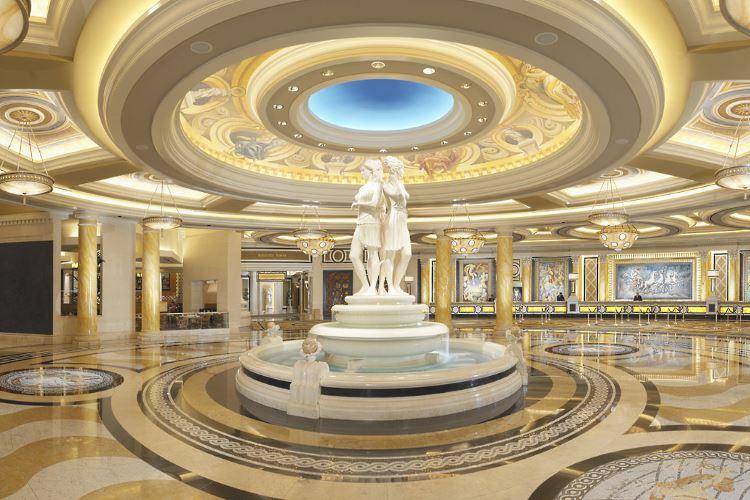 Caesars Palace Las Vegas Augustus Lobby