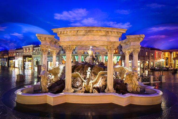 Caesars Palace Las Vegas shops
