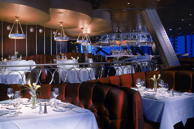 Restaurant Tour Eiffel Paris Las Vegas
