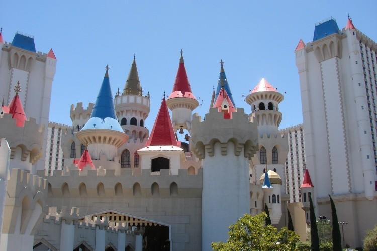Excalibur Las Vegas Hotel Casino