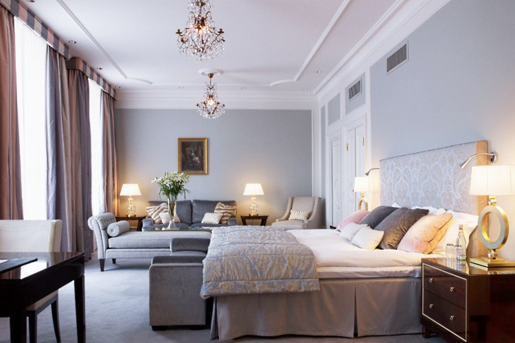 Grand Hotel Stockholm - Deluxe Double Room