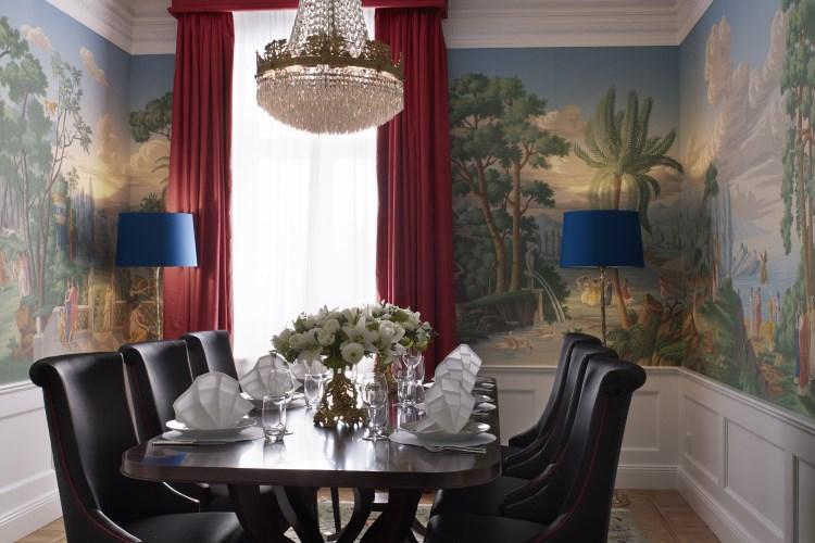 Grand Hotel Stockholm - Dining Room