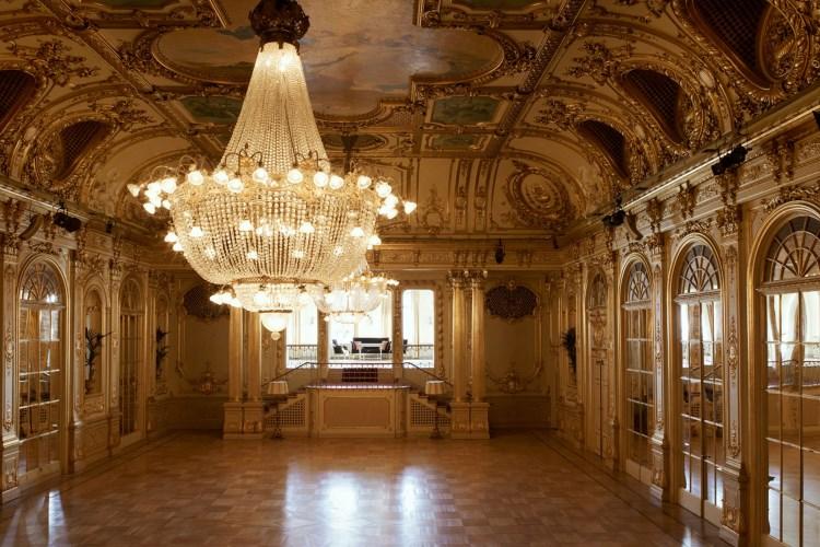 Grand Hotel Stockholm - Spegelsalen Venue