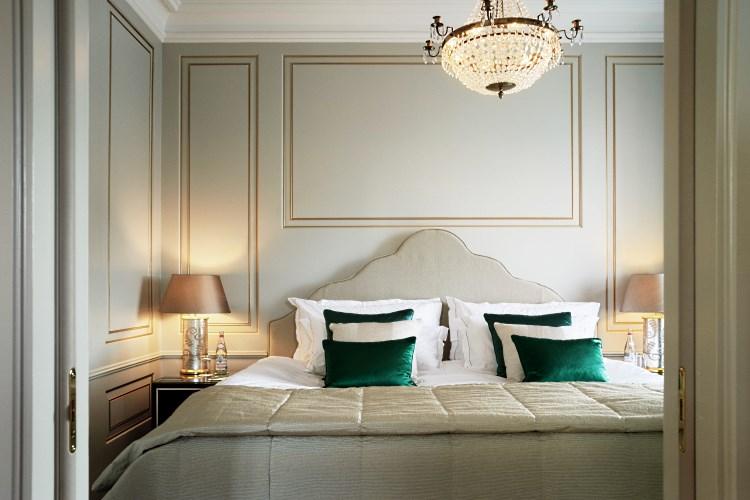 Grand Hotel Stockholm - Superior Suite Bedroom