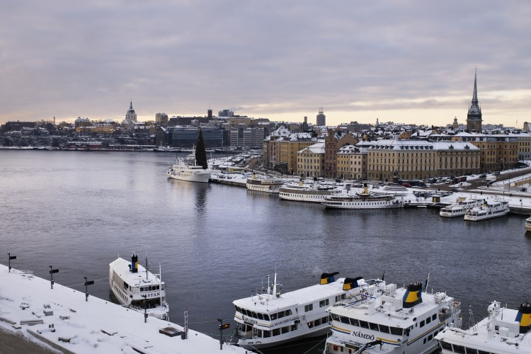 Grand Hotel Stockholm - View from the hotel