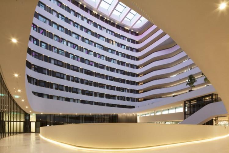 Hotel Hilton Aéroport Schiphol d'Amsterdam