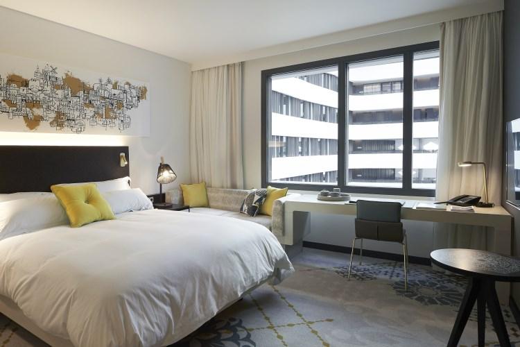Hilton Amsterdam Aéroport de Schiphol - Chambre King