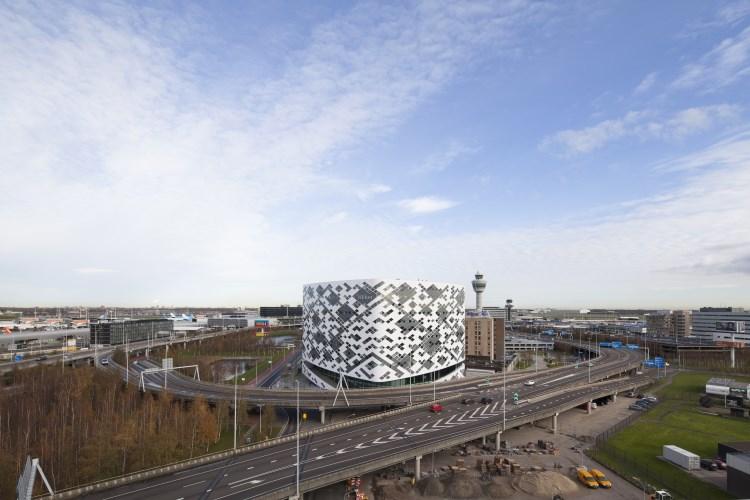 Hilton Amsterdam Aéroport de Schiphol